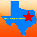 Texas Five Star Realty website