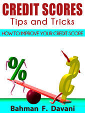 Bahman Davani Credit Score Tips and Tricks book published by Texas Five Star Realty