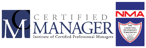 Bahman Davani Certified Manager from Institute Certified Professional Managers