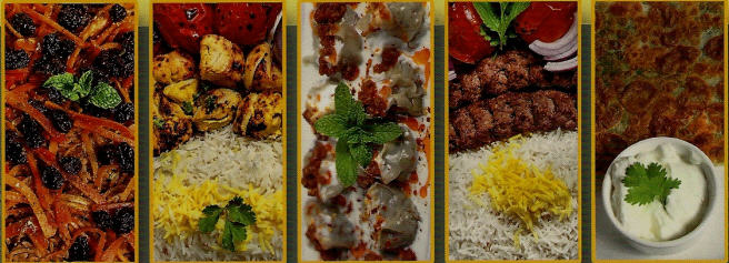 Dean's Afghan and Persian Food