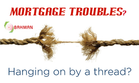 Mortgage Trouble