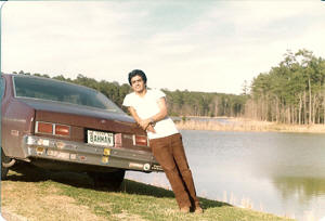 Bahman's Chevy Nova Car