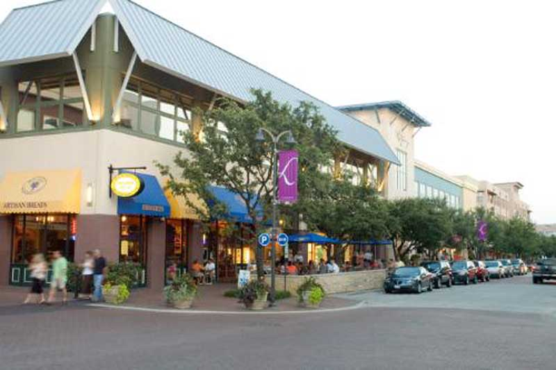 Shops at Legacy Plano Texas